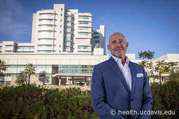 Reinventing the academic medical center - UC Davis Health