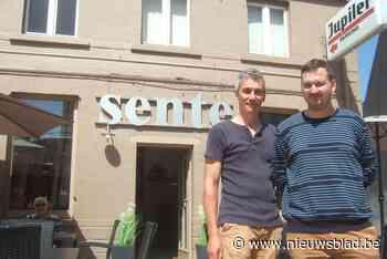Oranje café in Dorpsstraat niet langer oranje: Peter en Kjell bieden klanten een 'thuisgevoel' aan - Het Nieuwsblad