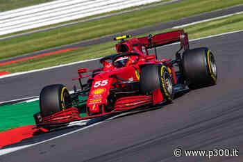 F1 | GP Gran Bretagna 2021: la gara di Carlos Sainz (Ferrari), sesto | P300.it - P300.it | News F1 e Motorsport