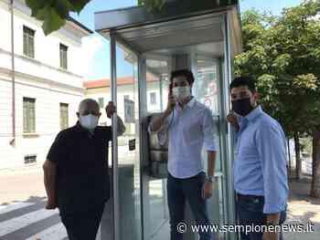 A Sesto Calende Andrea Tempestini, mappatore di tutte le cabine telefoniche d'Italia - Sempione News