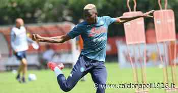 Sesto giorno di allenamento a Dimaro, il report della SSC Napoli - CalcioNapoli1926.it