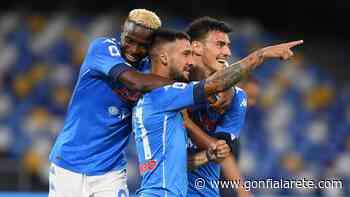 Ritiro Napoli, il report del sesto giorno di allenamento: Spalletti spinge sulla fase difensiva. Personalizzato per Ounas e Zielinski - GonfiaLaRete