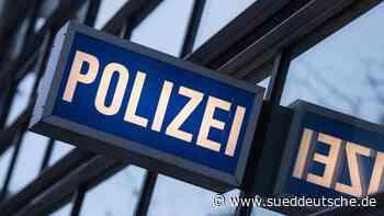 Zwei Männer mutmaßlich als Geiseln genommen - Süddeutsche Zeitung