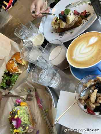 Some love for the breakfast at the newly opened cycling clubhouse and cafe - PoPville