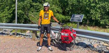 Army Veteran Robert Calder Shares Joys of Wisconsin Cycling - OnFocus