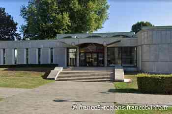 """À Beauvais, le Quadrilatère fermé suite aux inondations : """"certaines œuvres exposées au centre d'art ne revien - France 3 Régions"""