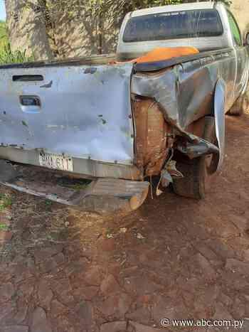 Santa Rita: Accidente fatal en zona de túnel de árboles - ABC en el Este - ABC Color