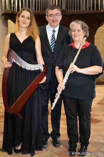 La Teste-de-Buch : l'église Saint-Vincent accueille un concert de flûte, harpe et orgue - Sud Ouest