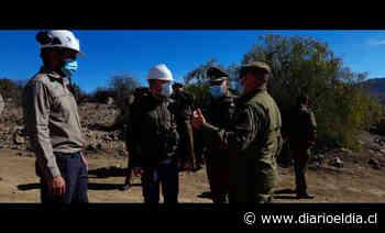 Reanudan labores de búsqueda de minero desaparecido en Panulcillo - El Día