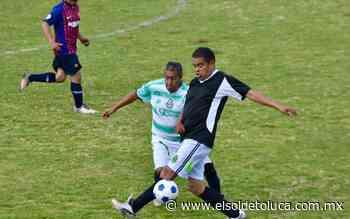 Definidos los semifinalistas en la liga de futbol de San Mateo Atenco - El Sol de Toluca