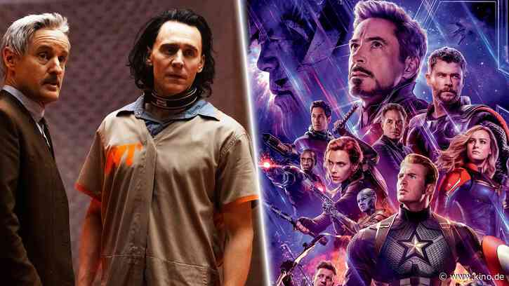 """""""Avengers: Endgame"""" ist dagegen ein Witz: """"Loki"""" bringt viel größeres Marvel-Spektakel auf den Weg - KINO.DE"""
