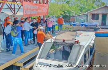 Vándalos destruyeron ambulancia del Hospital de Sitionuevo – HOY DIARIO DEL MAGDALENA - Hoy Diario del Magdalena