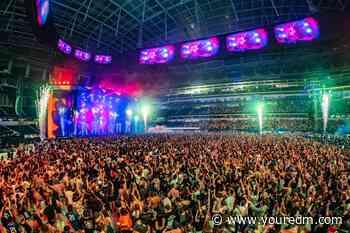 Kaskade Makes History as First Artist to Play SoFi Stadium, Alongside deadmau5 & Dombresky - Your EDM