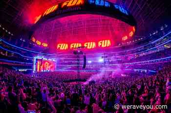 Kaskade brings out deadmau5 to massive SoFi Stadium show in LA - We Rave You