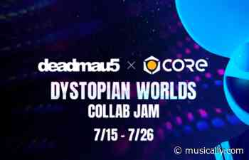 deadmau5 uses Core games platform to crowdsource a video - Music Ally - Music Ally