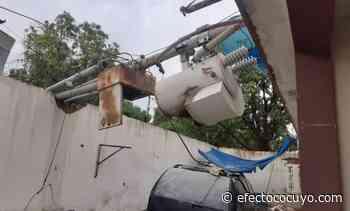 Sectores de Maracaibo y San Francisco sin electricidad tras fuertes lluvias - Efecto Cocuyo
