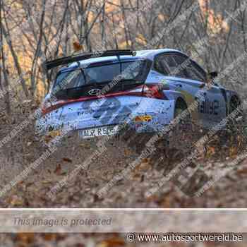 WRC2 Ieper: Noren zeggen af, Hyundai met nieuwe i20 - Autosportwereld