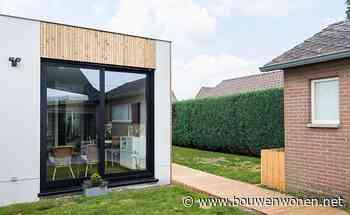 B&R Bouwgroep plaatst eerste modulaire mantelzorgunit in Hechtel-Eksel - bouwenwonen.net - Bouw & Wonen