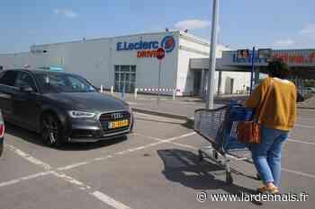 Le parking du Leclerc de Sedan suscite quelques critiques - L'Ardennais