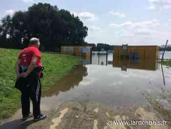 La baignade est interdite au lac de Sedan - L'Ardennais