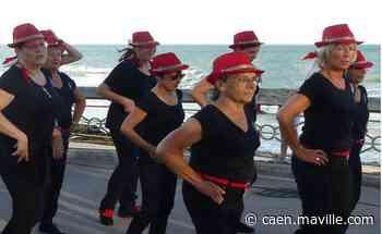 Luc-sur-Mer. Stage de danse en ligne dans le parc de la mairie de Luc-sur-Mer - maville.com