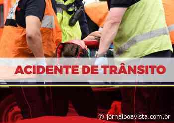Acidente de trânsito deixa ciclista ferido em Erechim - Jornal Boa Vista