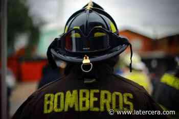 Principio de incendio afectó a colegio en el sector de Bellavista en Providencia - La Tercera