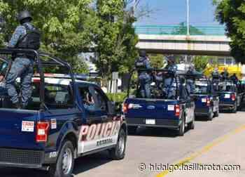Detienen a 5 personas por robo de tráiler en Tepeji del Río - La Silla Rota