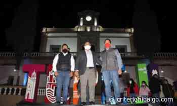 El reloj de Tepeji está en operación nuevamente - Criterio Hidalgo