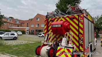 Nachbarn reagieren: Brandmelder löst in Wohnhaus in Stuhr aus - WESER-KURIER - WESER-KURIER
