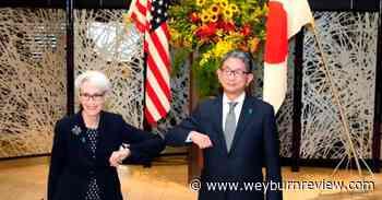 No. 2 US diplomat Sherman to visit China as tensions soar - Weyburn Review