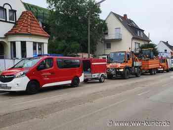 Bad Neuenahr: Flutkatastrophe: Hachenburg entsendet Einsatzkräfte - WW-Kurier - Internetzeitung für den Westerwaldkreis