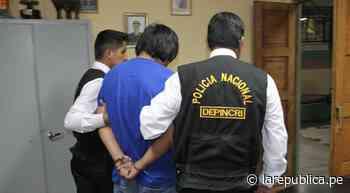 Cusco: dictan cadena perpetua para sujeto que violó a menor - LaRepública.pe