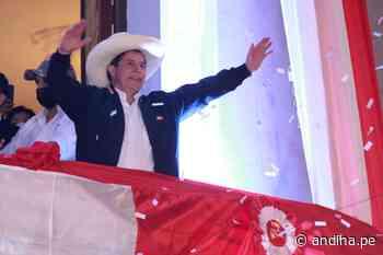 Gobernadores de Cusco y Apurímac desean éxitos a presidente electo Pedro Castillo - Agencia Andina