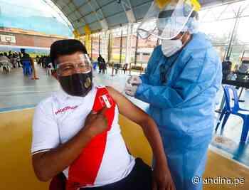 Exitosa jornada: Vacunatón en Cusco atendió a más de 47300 personas mayores de 40 años - Agencia Andina