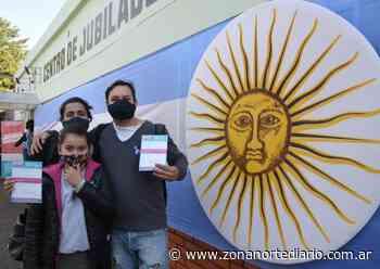 Morón superó el 70% de la población vacunada con la primera dosis contra el Covid - Zona Norte Diario Online