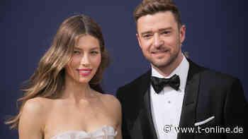 Justin Timberlake zeigt erstmals seinen Sohn - t-online.de