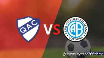 En un partido increíble, Belgrano le ganó a Quilmes por 3 a 2 - TyC Sports