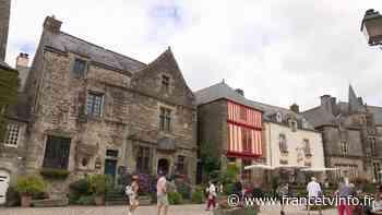 Morbihan : Rochefort-en-Terre, un village breton et authentique - Franceinfo