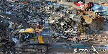 """Inondations à Rochefort : """"surveiller les tas de déchets et déboucher les égouts"""" - dh.be"""