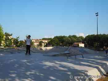 Rochefort : après les travaux, un skatepark pour tous les niveaux - Sud Ouest