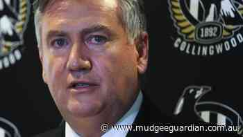 Collingwood a 'laughing stock': McGuire - Mudgeee Guardian
