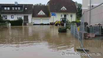 Nach Hochwasser in Höchstadt: Hätte früher gewarnt werden können? - Nordbayern.de