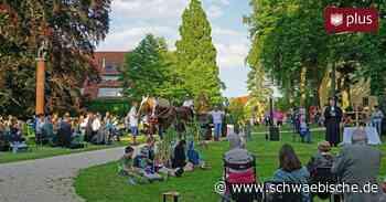 Essingen: Der erste Erntewagen ist da   schwäbische - Schwäbische