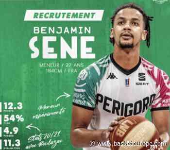 Benjamin Sene choisit Nanterre comme nouvelle destination - BasketEurope.com