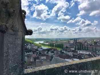 Montée au clocher de l'église Saint-Aspais Office de tourisme Melun Val de Seine samedi 18 septembre 2021 - Unidivers