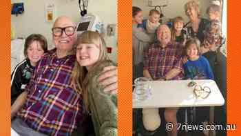 Bert Newton health battle: Patti Newton shares new pictures and an update on husband Bert's condition during his 'long, hard journey' - 7NEWS.com.au