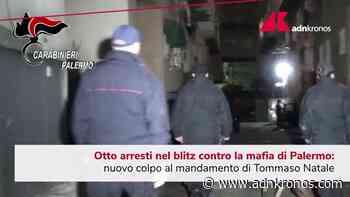 Mafia, nuovo blitz a Palermo - Adnkronos