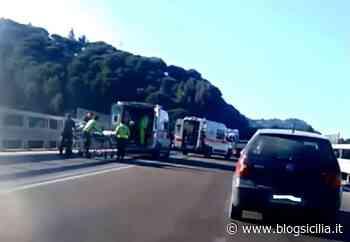 Gravissimo incidente sulla Palermo Sciacca, diverse auto coinvolte e diversi feriti - BlogSicilia.it