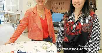 À Vannes, les bijoux à l'esprit nature de Retour de Plage fabriqués en partie sur place - Le Télégramme